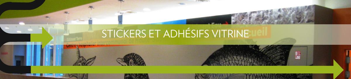 Stickers et adhésifs, autocollant Lyon, Grenoble et Annecy